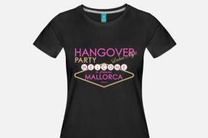 Malle Shirt für den Junggesellinnenabschied